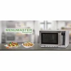 Stainless Steel 230V Menumaster Electric Oven, Warranty: 1 Year
