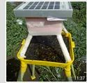 Solar UV LED Insect Trap