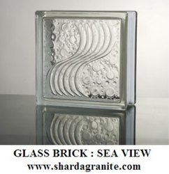 Sea View Glass Brick