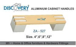 Ivory Aluminium Cabinet Handle