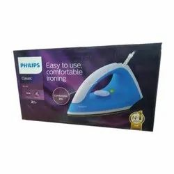 Electric Philips Classic Dry Iron, Pack Type: Box