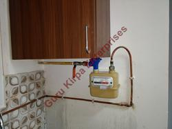 Reticulated Gas System