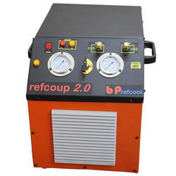 Twin Refrigerant Recovery Machine