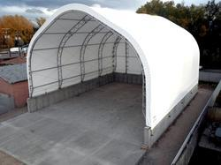 Tensile Fabric Insulated Sheds