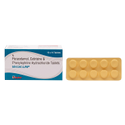 Paracetamol, Cetirizine And Phenylephrine Hydrochloride Tablet(Vercet - LMP)