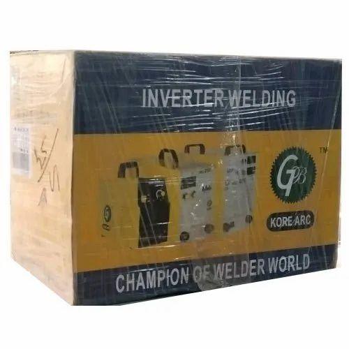 GB Inverter Welding Machine, Automatic Grade: Semi-Automatic