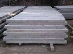 Square Rectangular Rcc Fencing Poles, Size/Dimension: 6 Feet