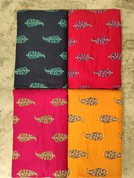 Printed Kurti Jaipuri Cotton Fabric