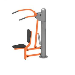 Shoulder Press Outdoor Machine