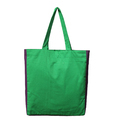 Vibrant Taxis Canvas Tote Bag