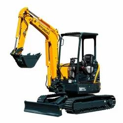 Hyundai R30Z-9AK Mini Excavator, Maximum Bucket Capacity: 0.08 m3, Model Name/Number: Kubota D1305