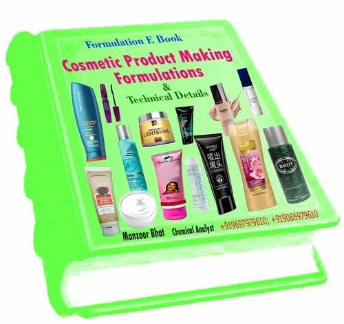 Cosmetic Products Formulation Book