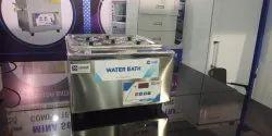 半自动90秒清洁水浴,型号名称/数字:SM WB 5升,230 VAC