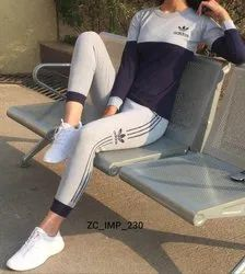Sports Set Top & Jeggings