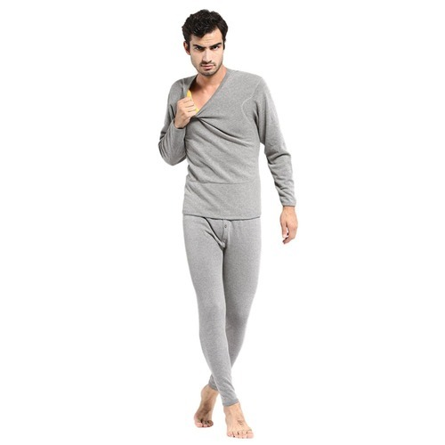 Grey Mens Winter Inner Wear, Rs 140 /piece M. L. Textiles | ID: 14016552991