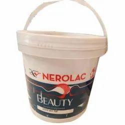High Gloss Liquid Nerolac Oil Bond Distemper, Packaging Type: Bucket, for Wall