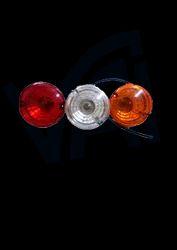 VAI E Rickshaw Round Indicator Lights