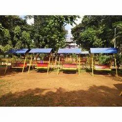FS 04 Outdoor Garden Swing