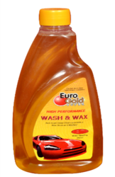 Wash and Wax Shampoo