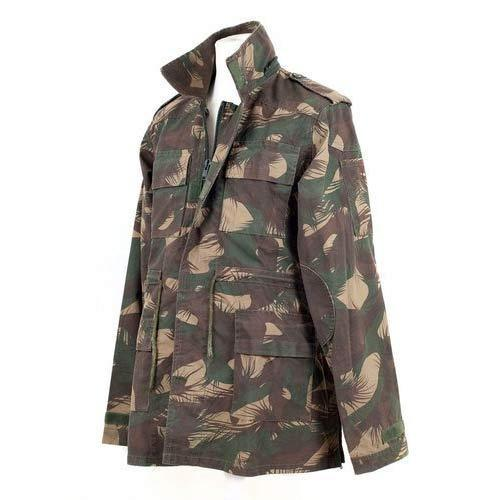 6b002681cef31 Male Cotton Army Surplus Camo Jacket