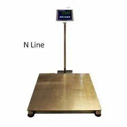 N Line Industrial Weighing Scale