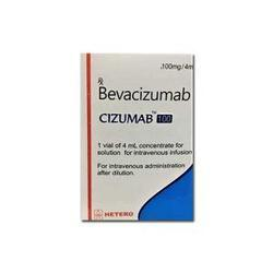 Cizumab Bevacizumab 100mg Injection