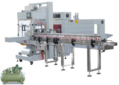 Automatic Shrink Wrapping Machines, 21 kW