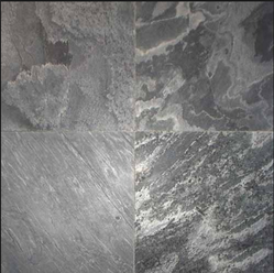 Silver Gray Polish Quartzite, for Wall Tile, Size: 60x60 cm