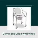Wheel Commode Chair