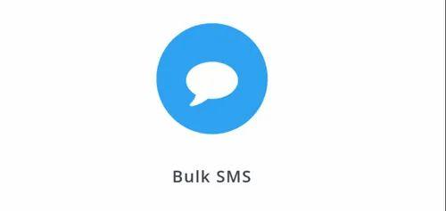 Bulk SMS Service, बल्क एसएमएस सर्विस in