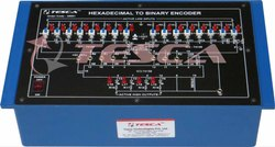 Hexadecimal to Binary Encoder