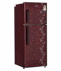 Metal 2 Star Whirlpool Refrigerators, Double Door
