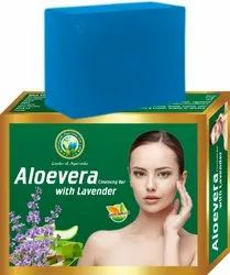 Aloevera Lavender Cleansing Bar