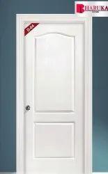 Sliding White Solid PVC Door for Home