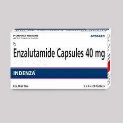 Enzalutamide Capsules 40 Mg - Indenza