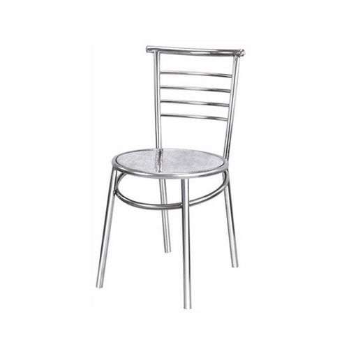Stainless Steel Cafeteria Chairs