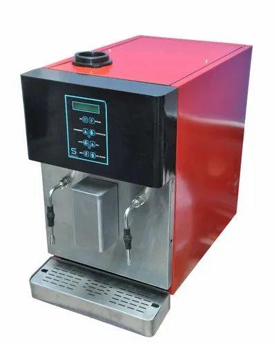 Espresso And Cappuccino Coffee Machine