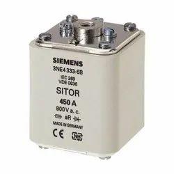 Siemens 3NE4 334-6 500 A Low Voltage HRC Fuse
