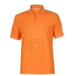 230 GSM Premium Single Tipping Corporate Polo T Shirt