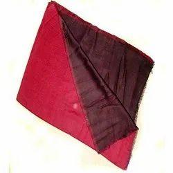 Plain Reversible Silk Pashmina Scarves