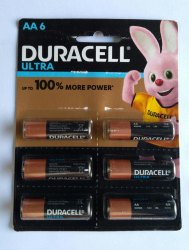 Duracell Ultra Lithium Battery