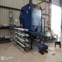 Semi-Automatic Sugar Industry And Dairy Industry Dissolved Air Floatation(DAF), 40 M3/h