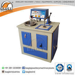 Bottom Pouring Vacuum Induction Casting Machine 3 in 1