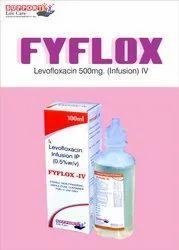Levofloxacin Sodium Cl. IV