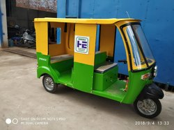 E Rickshaw Auto Type