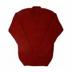 Hosiery Maroon Sweater 26-32