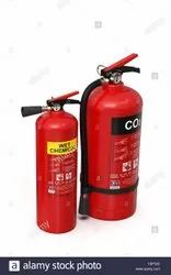 Co2 Gas Type Fire Extinguisher Refilling 02 Kg Capacity