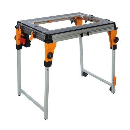 Terrific Aluminium Work Bench Bare Table Ncnpc Chair Design For Home Ncnpcorg