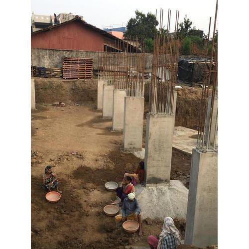 Industrial Construction Service in Mahavir Society, Navsari