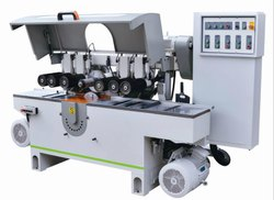 Electric Multiple Rip Saw, Automation Grade: Fully Automatic